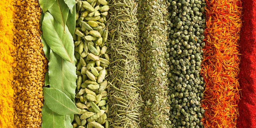 Foto natuurlijke ingrediënten